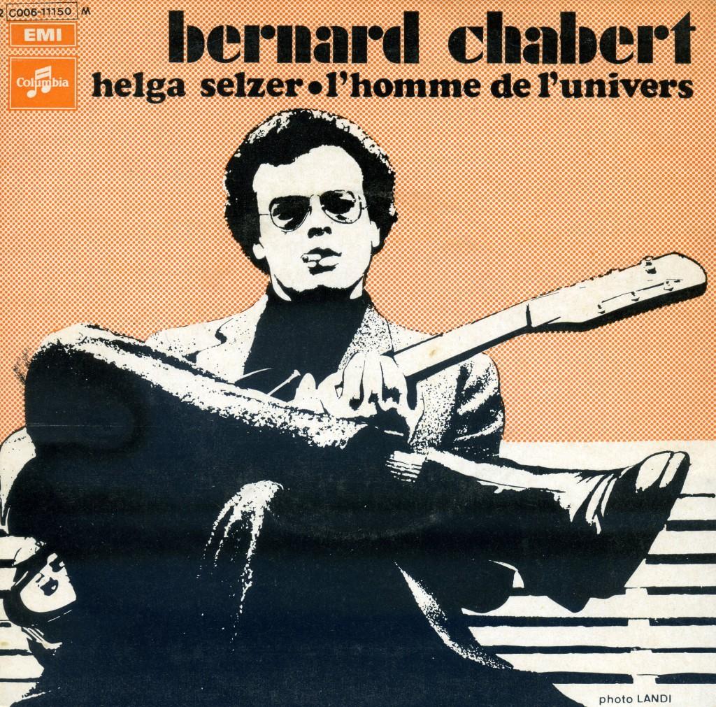 Bernard chabert helga EP008