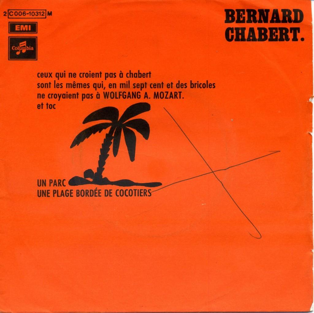 Bernard chabert une plag011